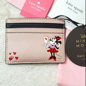 Kate Spade Minnie Mouse Cardholder